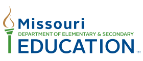 Missouri Department of Elementary & Secondary Education logo